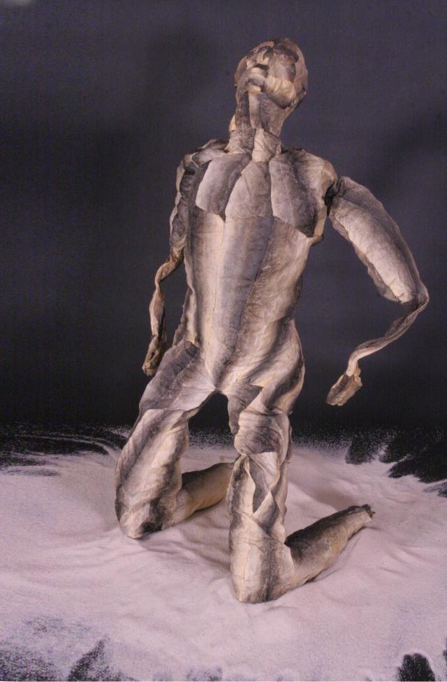 Salmon Skin figure